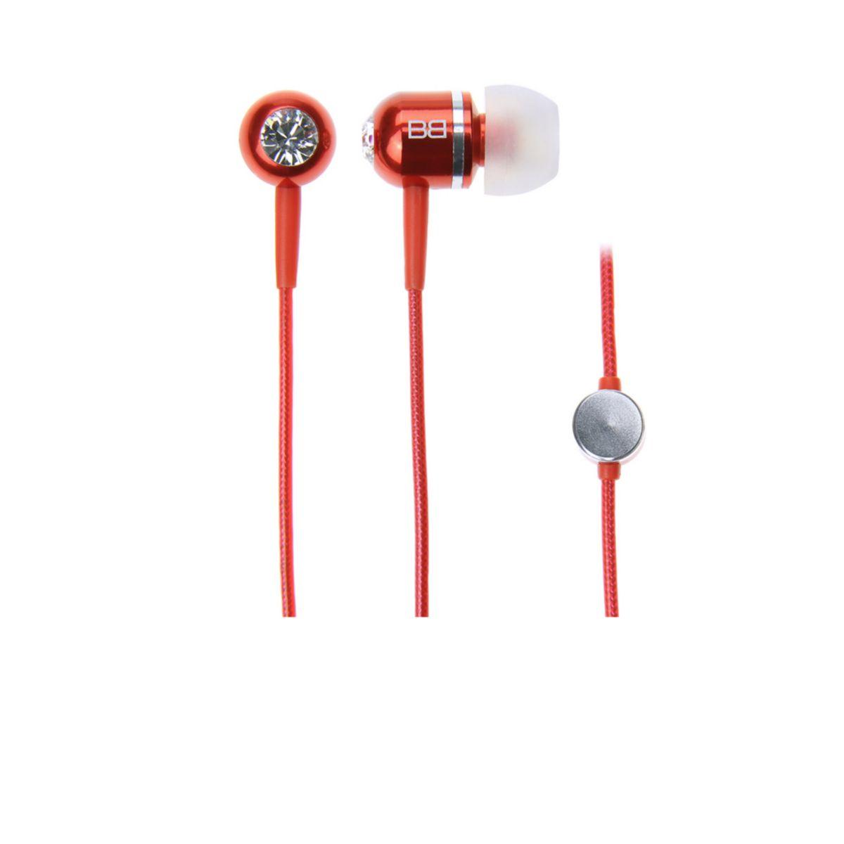 BassBuds Classic Collection - rot jetztbilligerkaufen