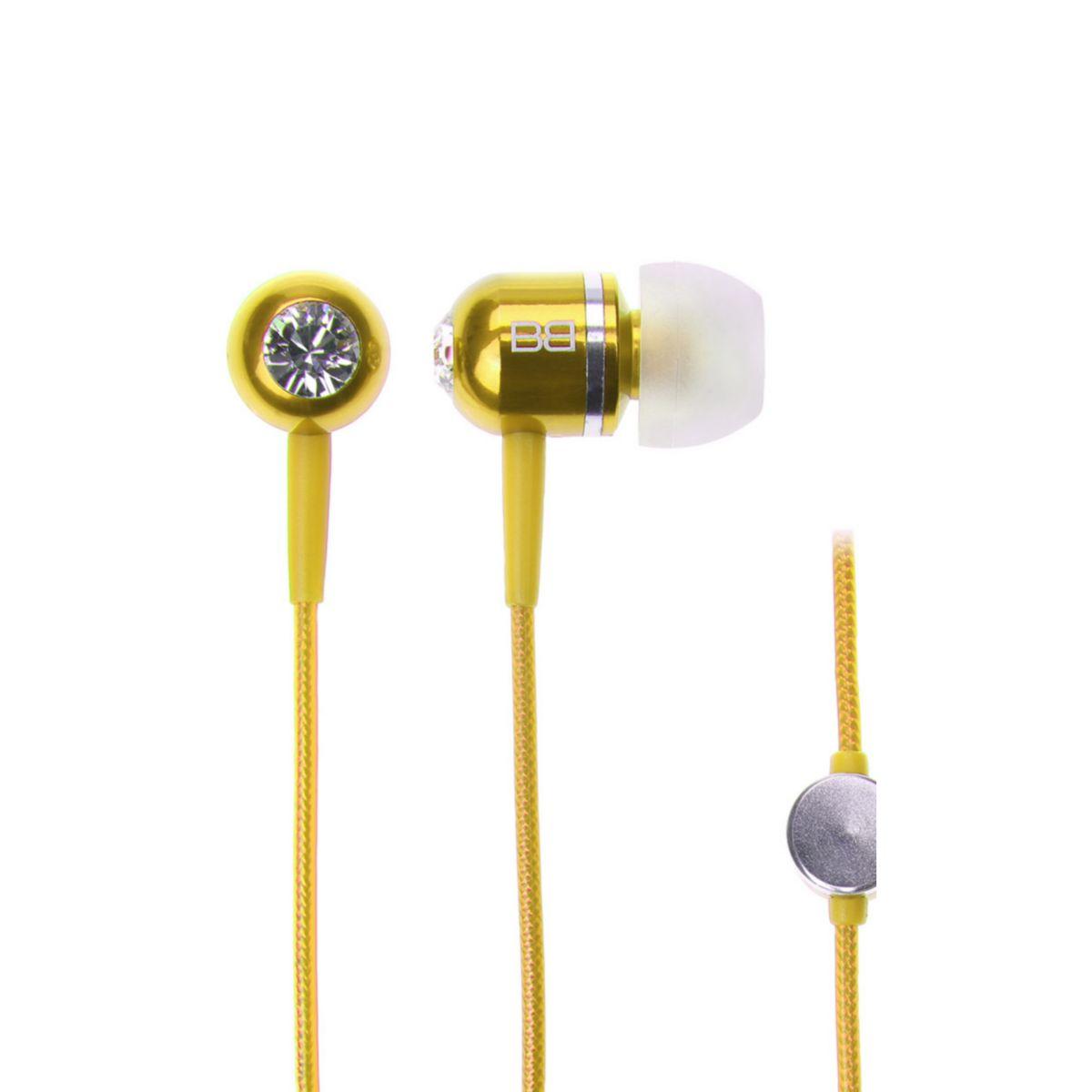 BassBuds Classic Collection - gelb jetztbilligerkaufen