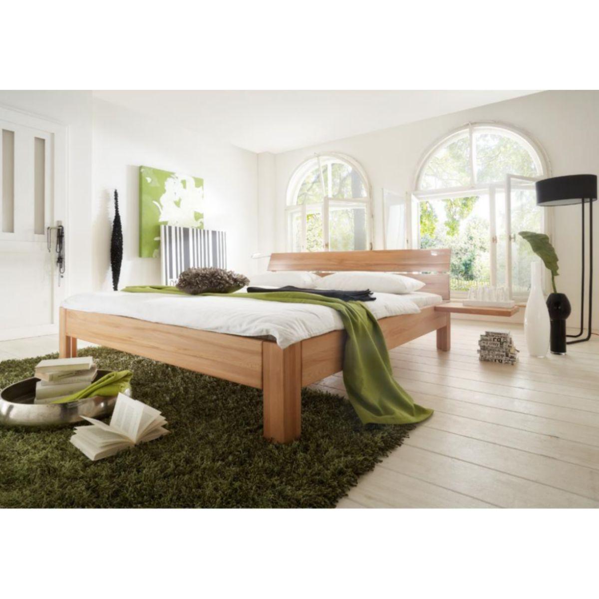 Massivholzbett Easy Sleep B