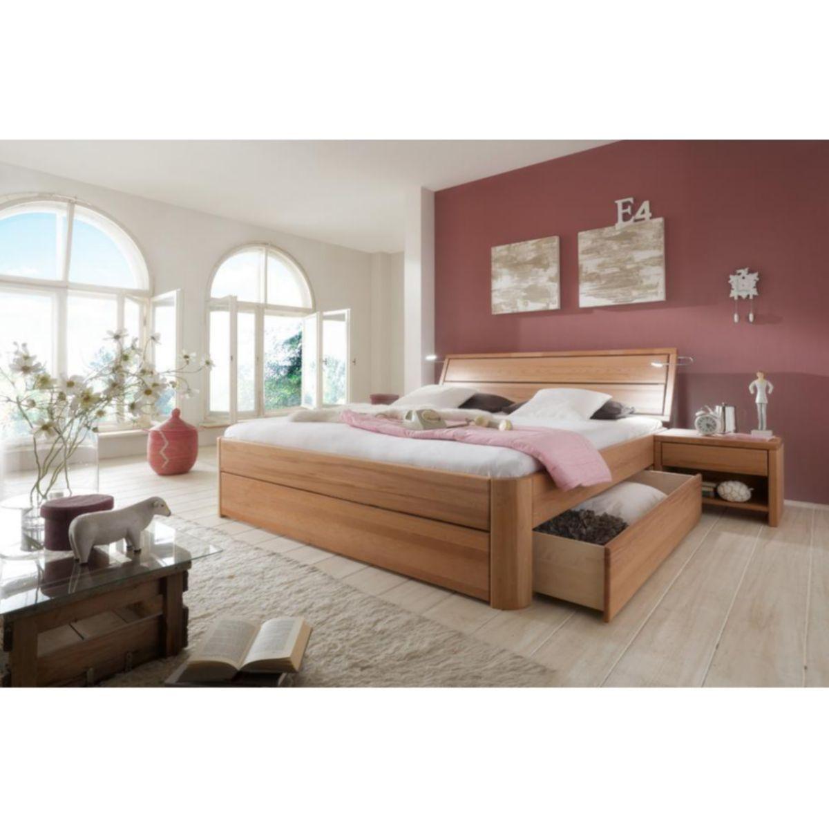 Massivholzbett Easy Sleep C