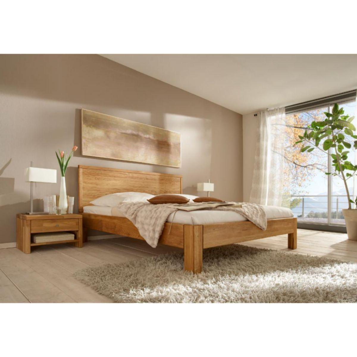Massivholzbett Easy Sleep A