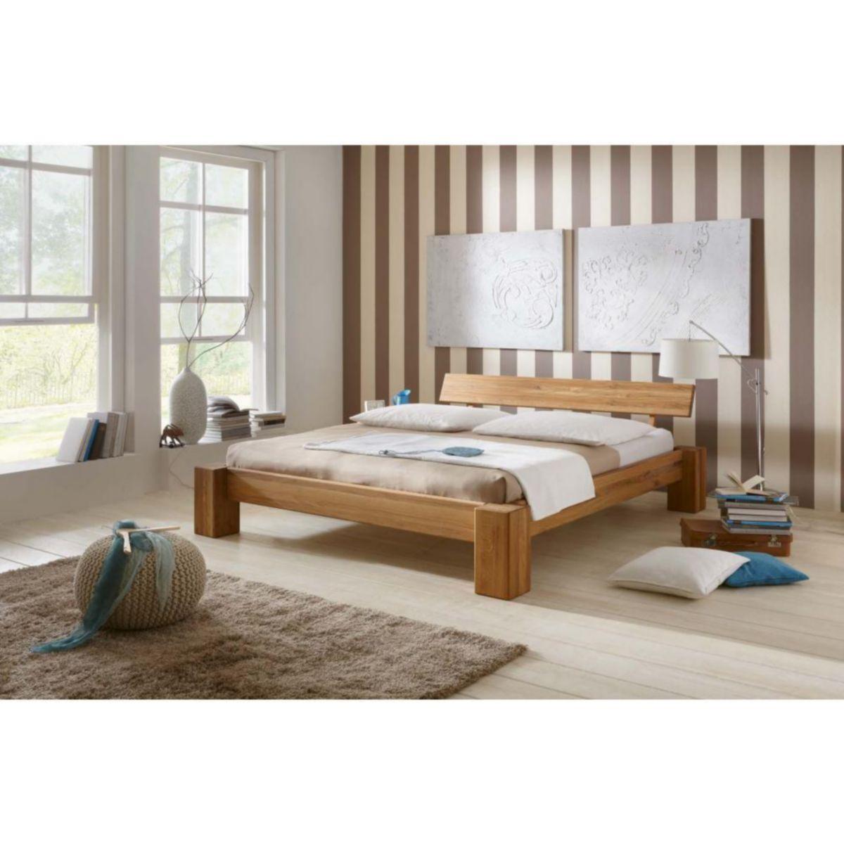 Massivholzbett Easy Sleep D