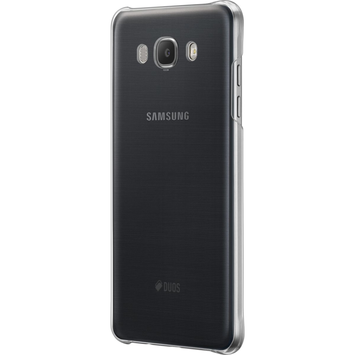 Samsung Clear Cover EF-AJ710 für Galaxy J7 (2016), Transparent