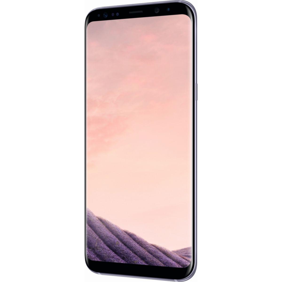 Samsung G955F Galaxy S8+ (Orchid Grey)