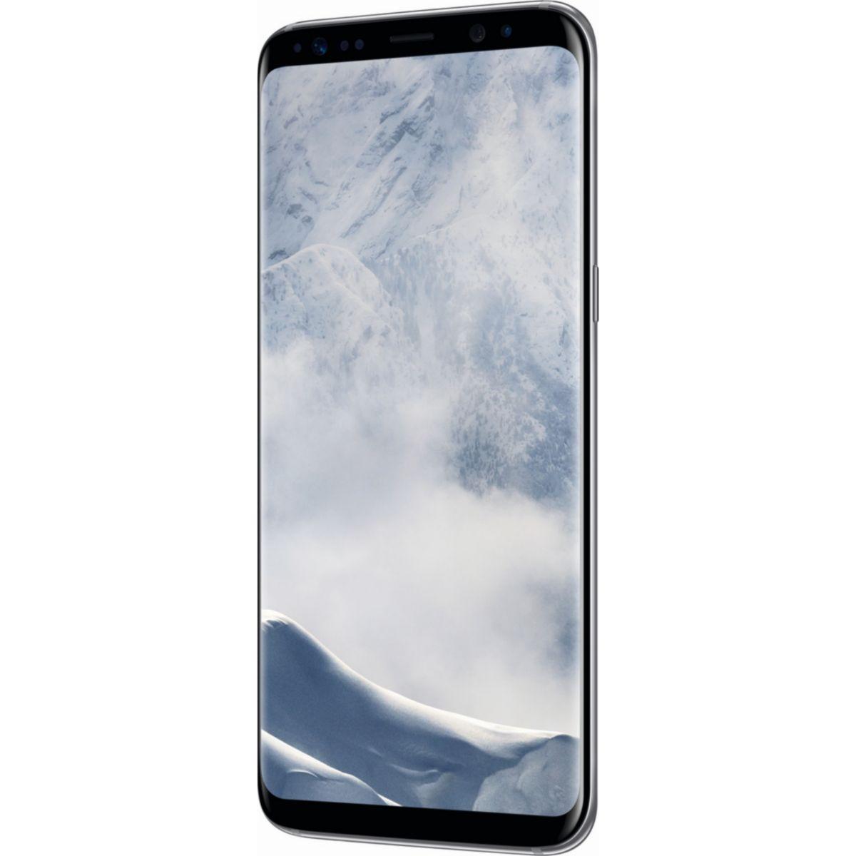 Samsung Galaxy S8, 64 GB, Smartphone, silber jetztbilligerkaufen