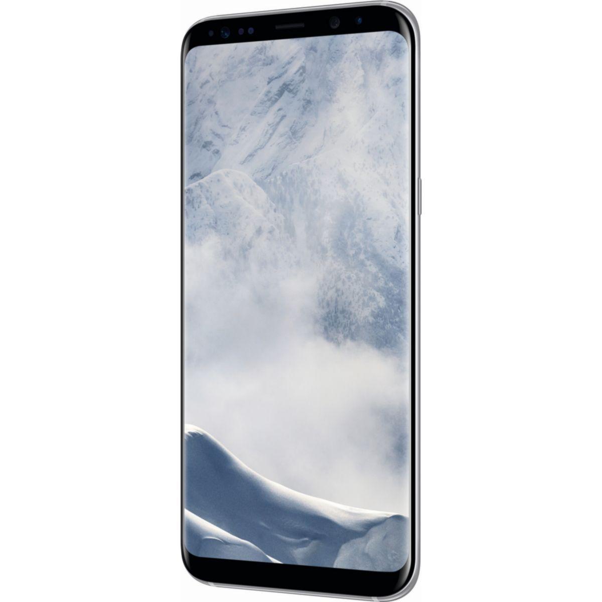 Samsung Galaxy S8+, 64 GB, silber jetztbilligerkaufen