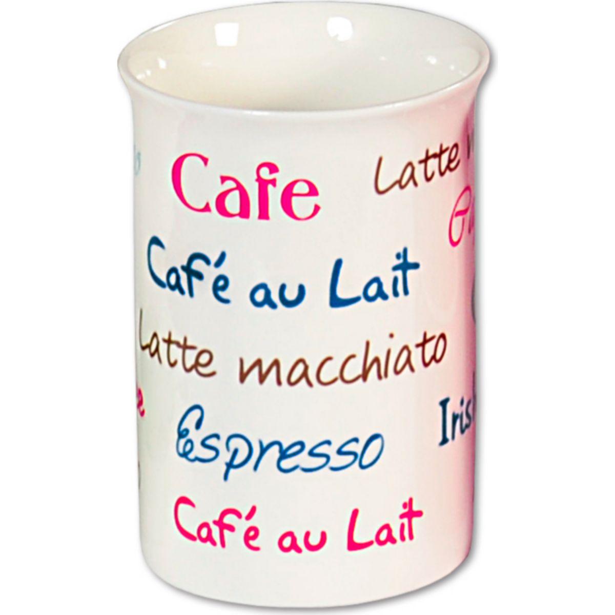 Kaffeebecher Cafe