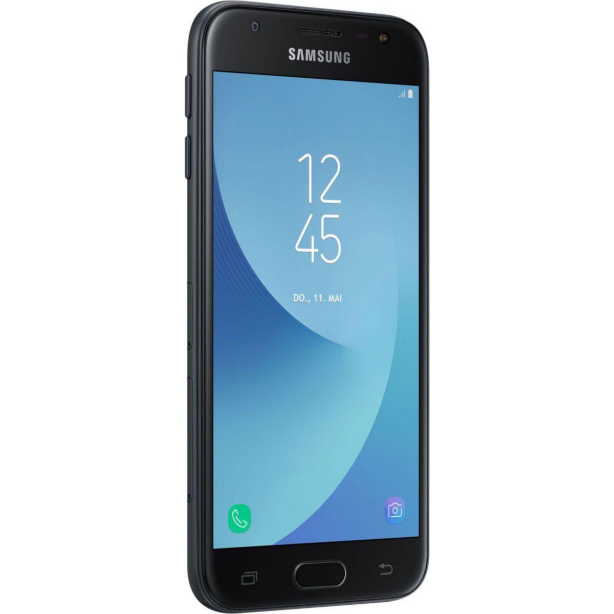 Samsung Galaxy J3 Duos SM-J330F (2017) Smartphone Black jetztbilligerkaufen