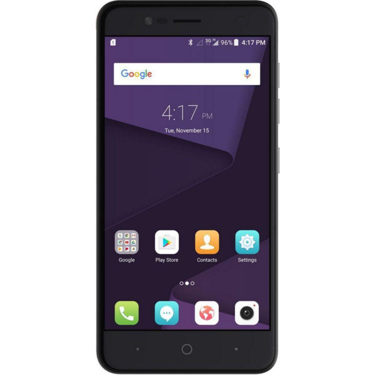 ZTE Blade V8 Mini - Smartphone Dual-SIM 4G LTE 16GB microSDXC slot GSM 12,70cm (5) 1,280 x 720 Pixel IPS RAM 2GB 13 MP (5 Vorderkamera) Android Schwarz (126666001025) jetztbilligerkaufen