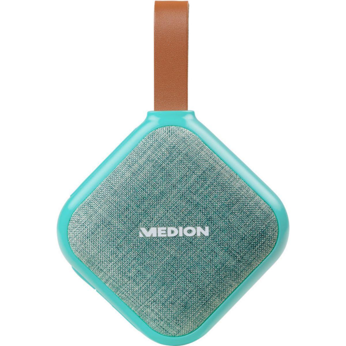 Bluetooth Lautsprecher MEDION LIFE E65242 (MD 43588) türkis