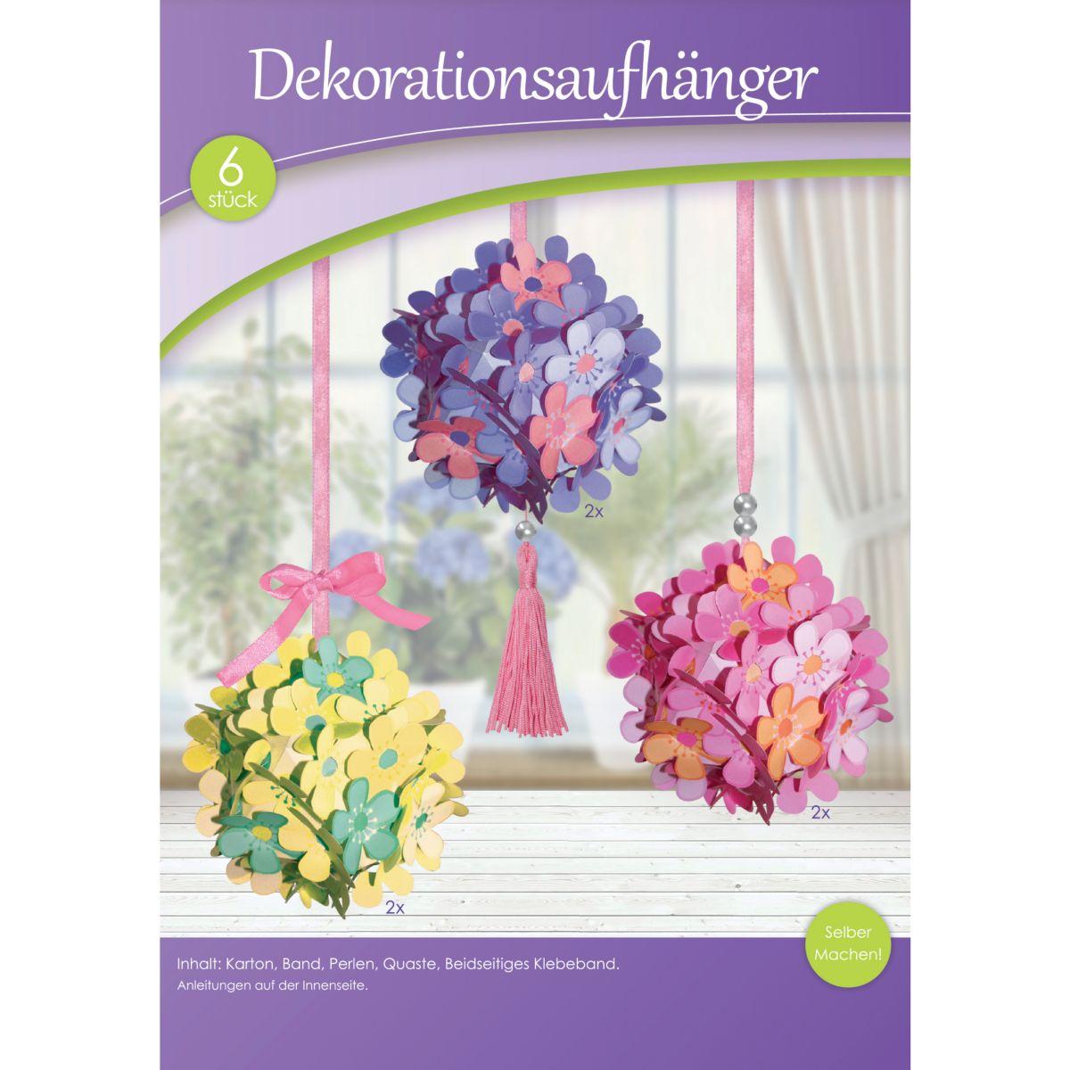 Bastelartikel - Paper Flower Hanger