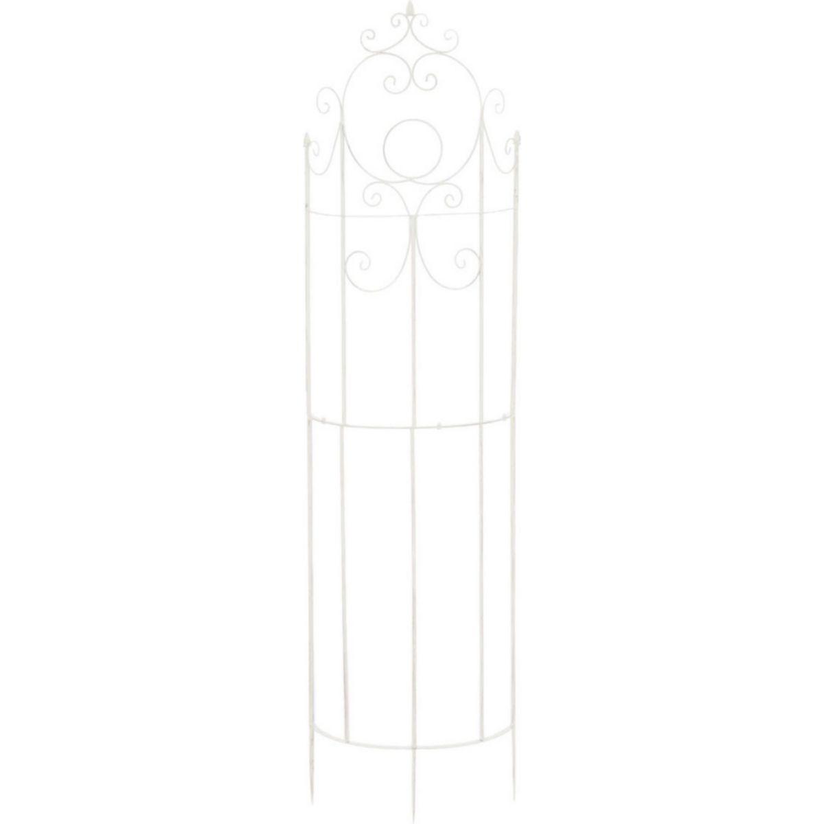 halbrundes Metall-Rankgitter 200 cm LAVENDEL aus Eisen, Größe ca. x 50 cm, bis zu 6 Farben wählen jetztbilligerkaufen