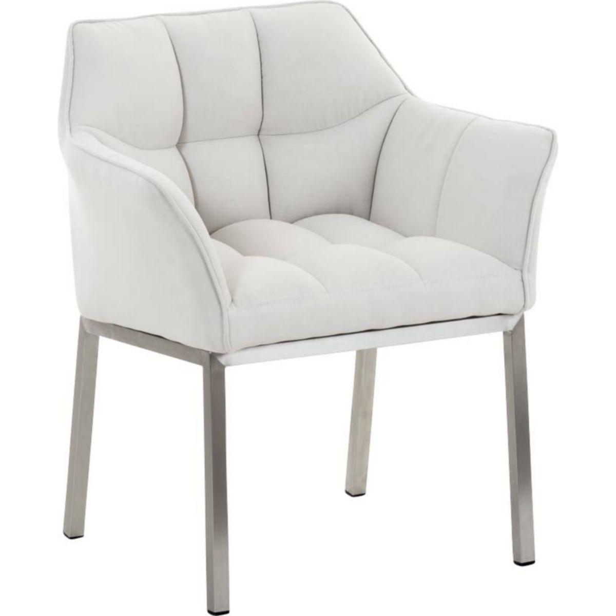 CLP Lounge-Sessel OCTAVIA mit Armlehnen, 4 Beine, Stoff-Bezug, gepolstert, Sitzhöhe 49 cm jetztbilligerkaufen