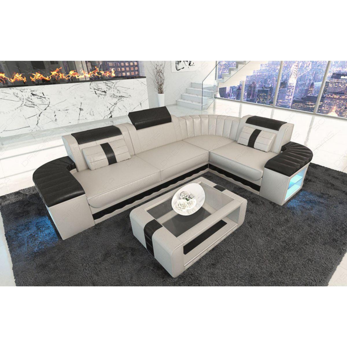 Sofa Dreams Bergamo in Leder