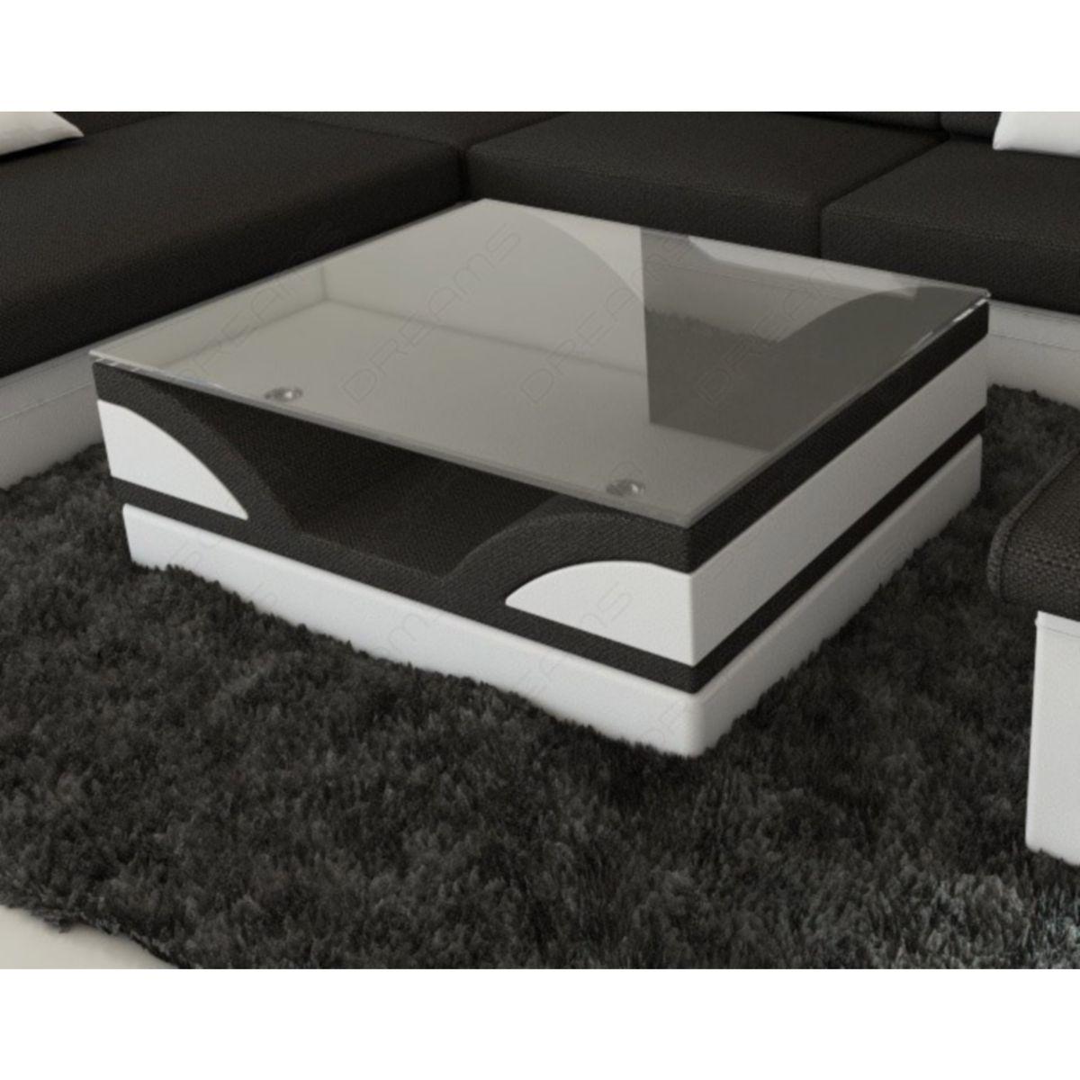 Sofa Dreams Stoff Couchtisch Monza