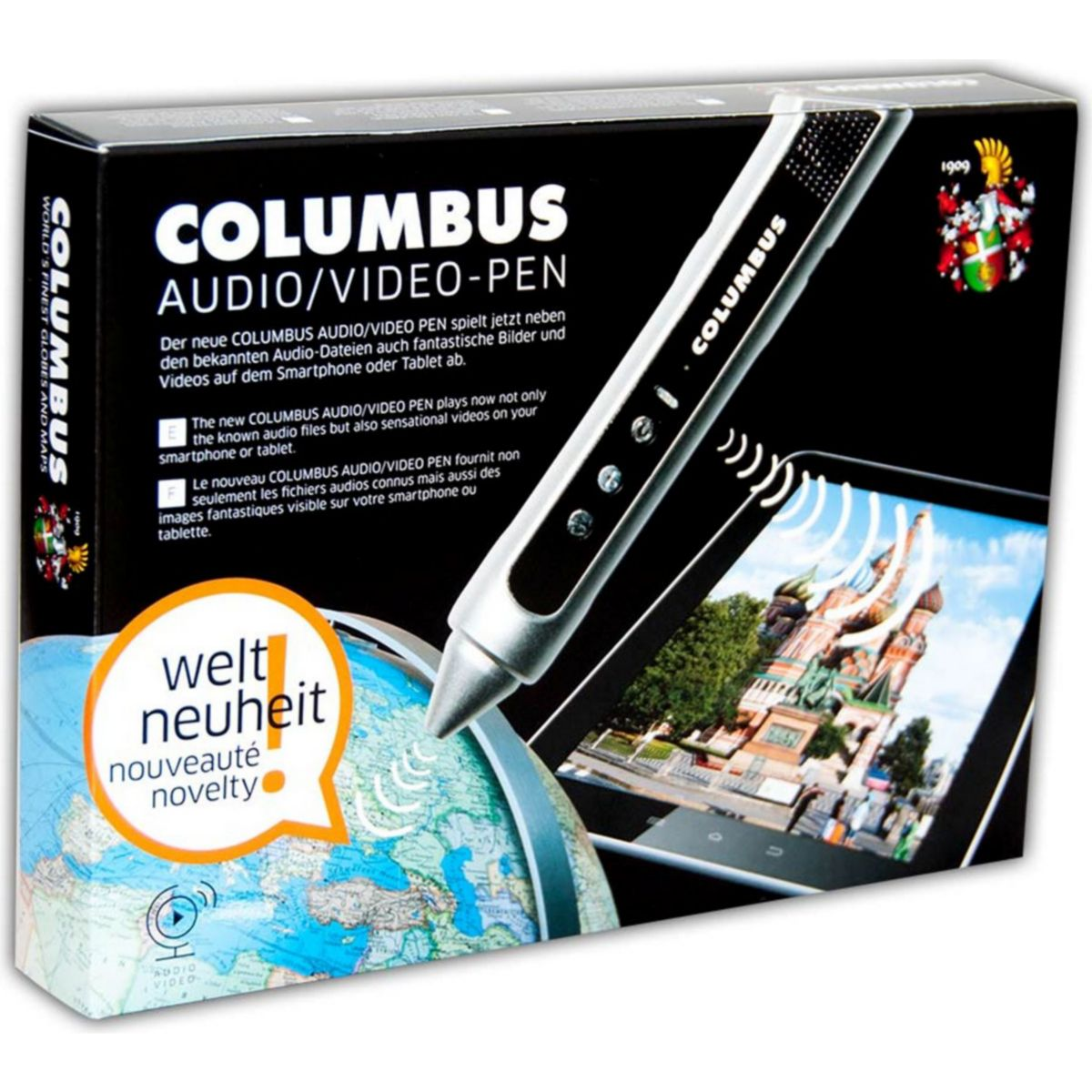 Columbus Audio/ Video Pen jetztbilligerkaufen
