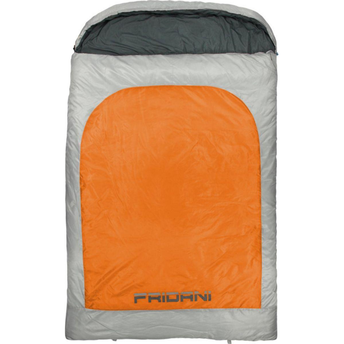 Fridani BO 235D Double - Decken-Schlafsack, 235x150cm, 3900 g, -22°C (ext), -5°C (lim), +1°C (comf)