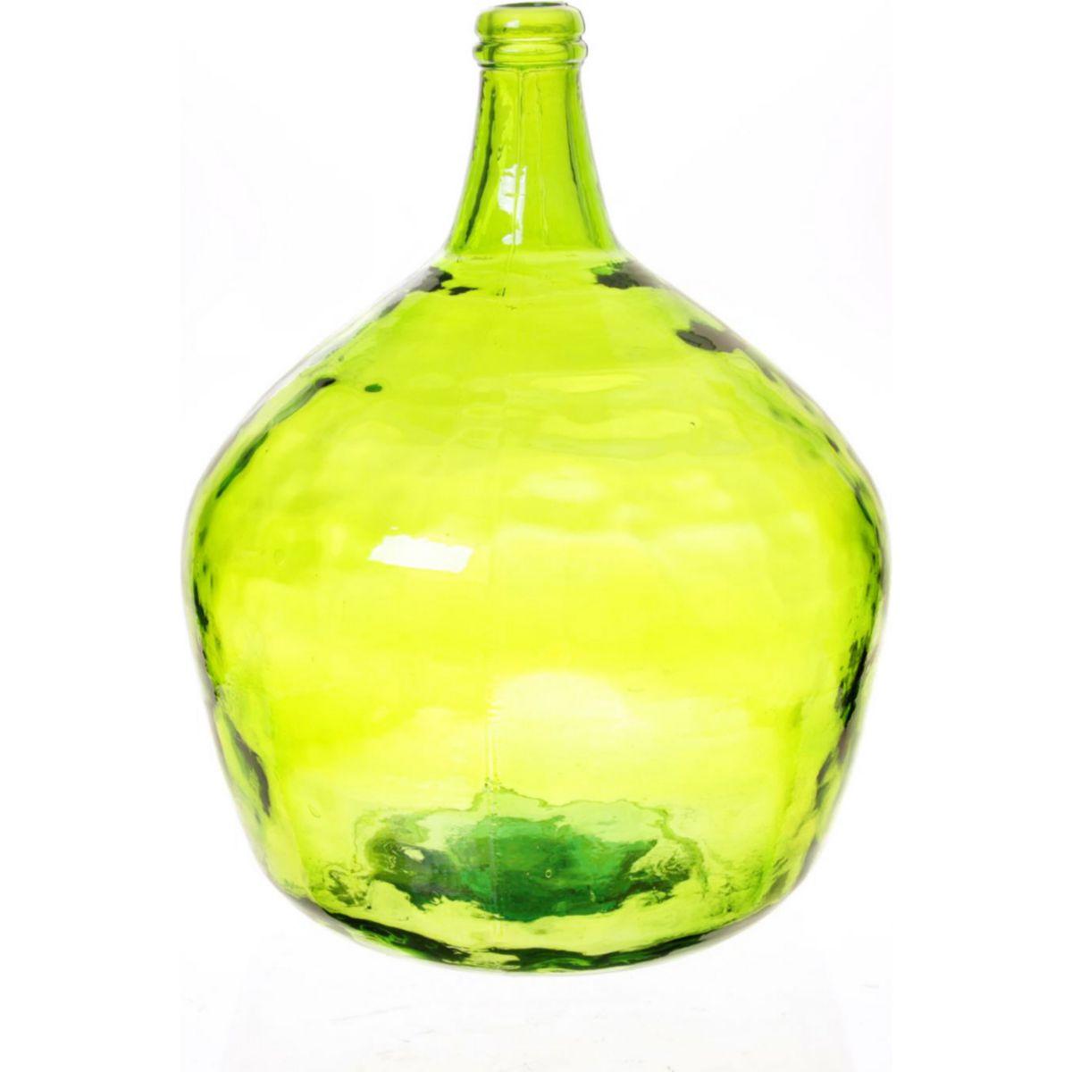 HTI-Living Weinballon Glasflasche 16 Liter - broschei