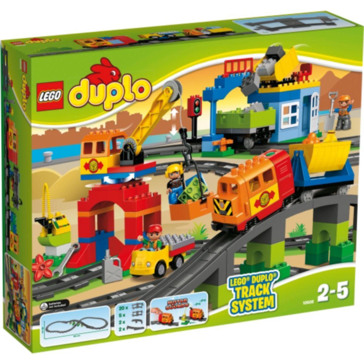 LEGO DUPLO 10508 Eisenbahn Super Set
