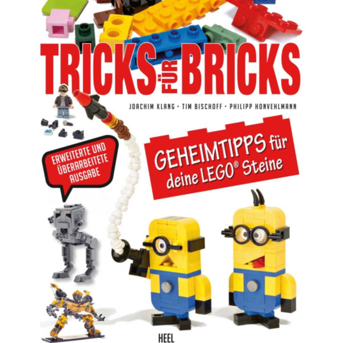 LEGO Tricks Die Geheimtipps der Profis jetztbilligerkaufen