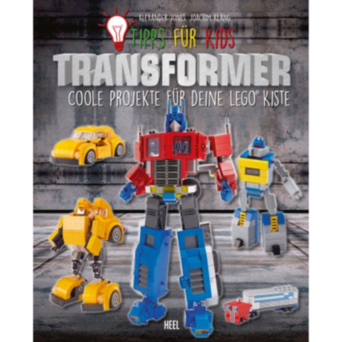 LEGO Tipps & Tricks - Transformers jetztbilligerkaufen
