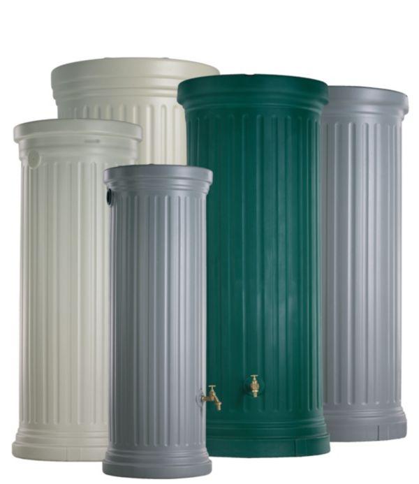 garantia s ulentank wassertank wassernutzung regenwasser bew sserung ebay. Black Bedroom Furniture Sets. Home Design Ideas