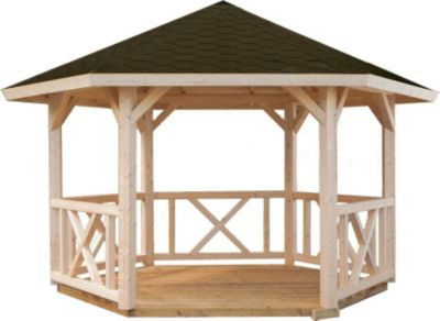 palmako betty 9 9 m pavillon. Black Bedroom Furniture Sets. Home Design Ideas