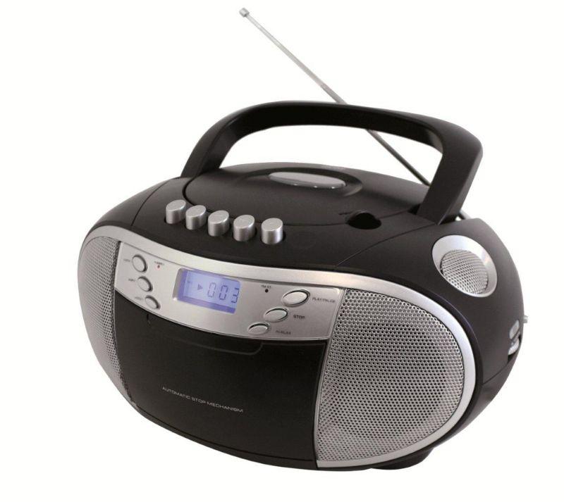 Soundmaster SCD6900SW CD Boombox mit UKW/MW Rad...