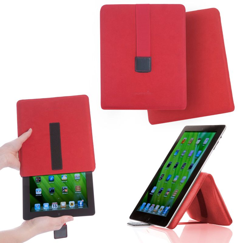 Poppstar vivid color Smart Cover für iPad 2 & 3...