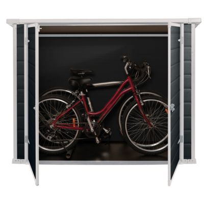 fahrradboxen ger teschr nke kaufen gartenxxl. Black Bedroom Furniture Sets. Home Design Ideas