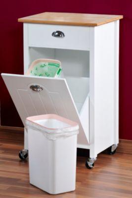 kesper küchenwagen inkl abfalleimer plus online shop