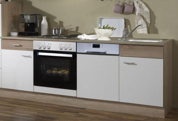 menke k chen k chenzeile sonja 270 cm inklusive geschirrsp ler vers varianten. Black Bedroom Furniture Sets. Home Design Ideas