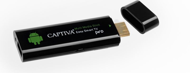 Captiva Easy Smart TV Stick pro
