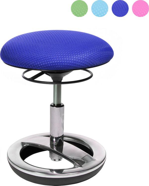 topstar fitness hocker sitness bobby vers farben kinderstuhl drehstuhl ebay. Black Bedroom Furniture Sets. Home Design Ideas