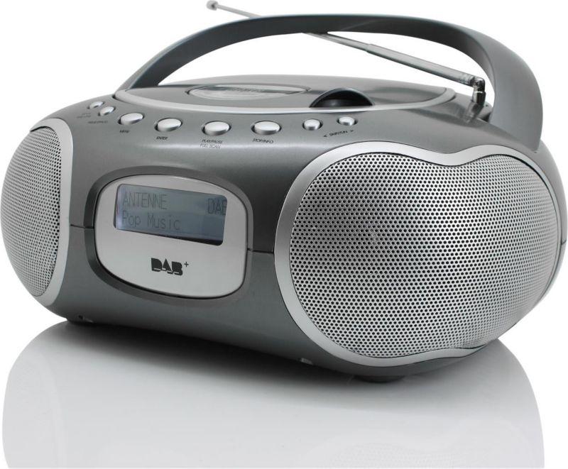 Soundmaster SCD4200TI Stereo-PLL-DAB+ Radio mit...