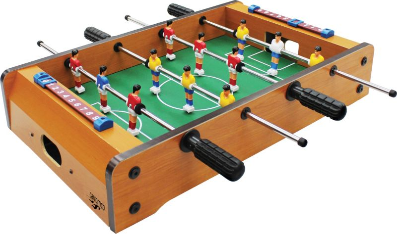 Carromco Kicker Kick-XM, Tischauflage