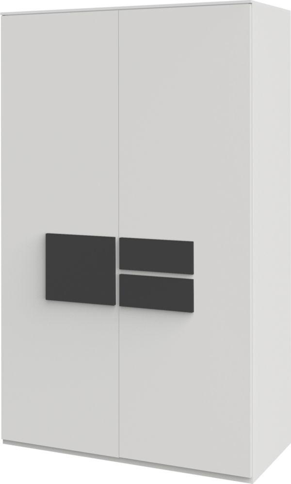 r hr bush kleiderschrank highlight 2 t rig. Black Bedroom Furniture Sets. Home Design Ideas