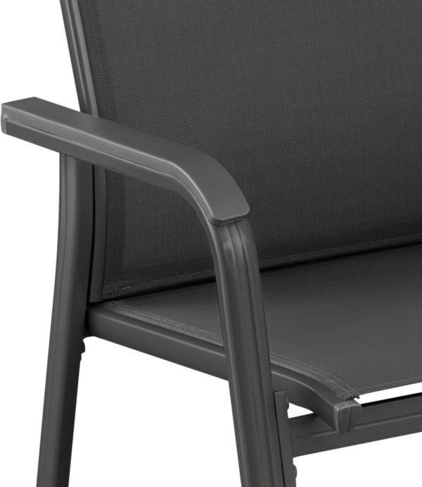 kettler stapelsessel basic plus zerlegt gartenstuhl gartensessel stapelstuhl ebay. Black Bedroom Furniture Sets. Home Design Ideas