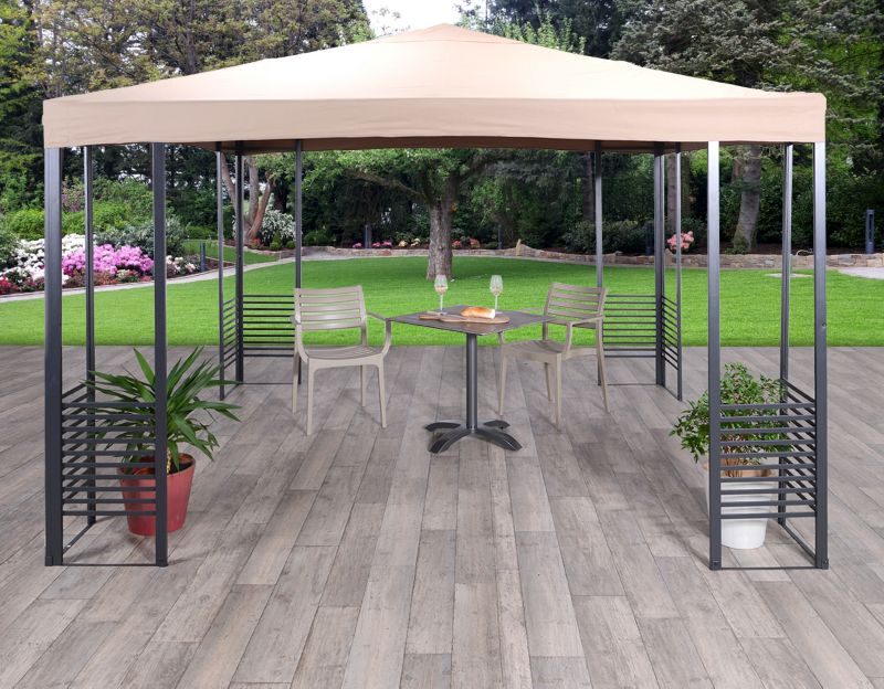 Garden Impressions Pavillon Promo Alu, 300x300 cm