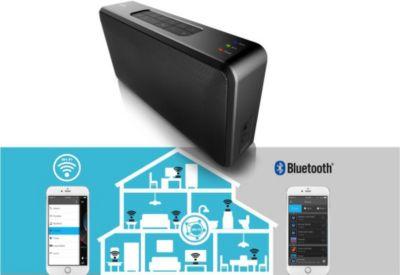 iLuv AudAir Bluetooth Lautsprecher