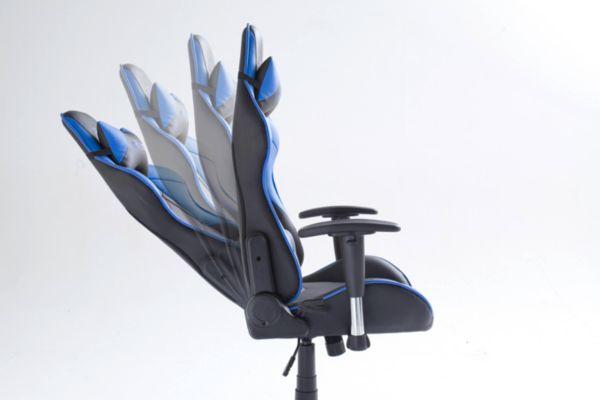 MCA-Chefsessel-mcRacing-Kunstleder-Gamerstuhl-Racer-Buerostuhl-Drehstuhl