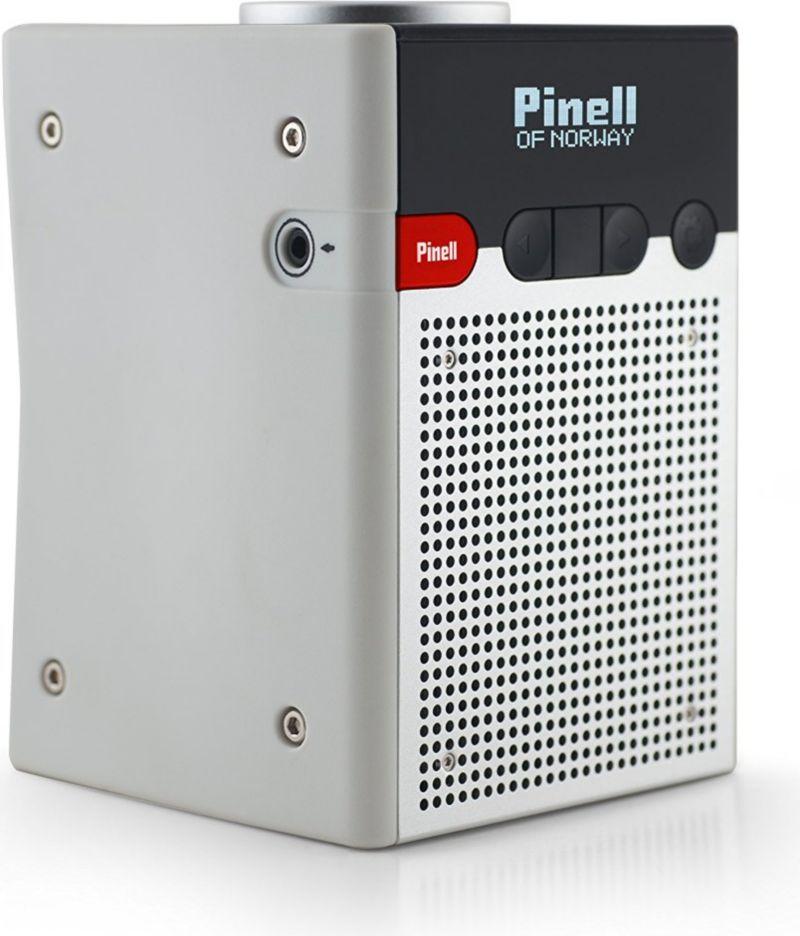 Pinell Go, Digitalradio mit FM/DAB/DAB+ -frosty...