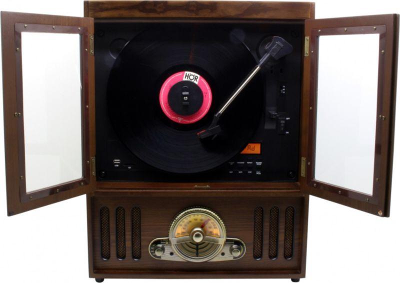 Soundmaster NR600 Nostalgie Stereo Musikcenter ...