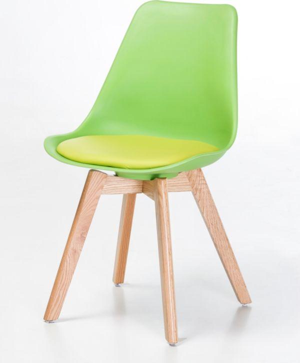 stuhl retro schalenstuhl kunststoffschale esszimmerstuhl farben schale eiche ebay. Black Bedroom Furniture Sets. Home Design Ideas