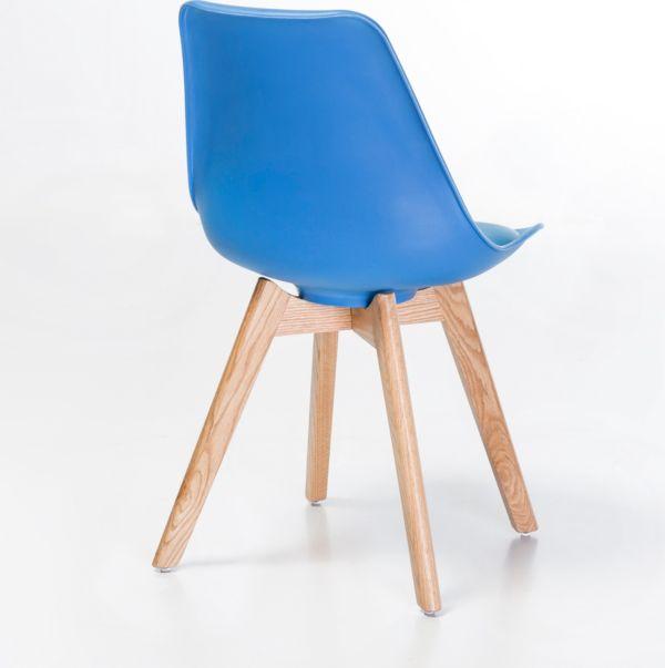 Stuhl Retro Schalenstuhl Kunststoffschale Esszimmerstuhl Farben ...