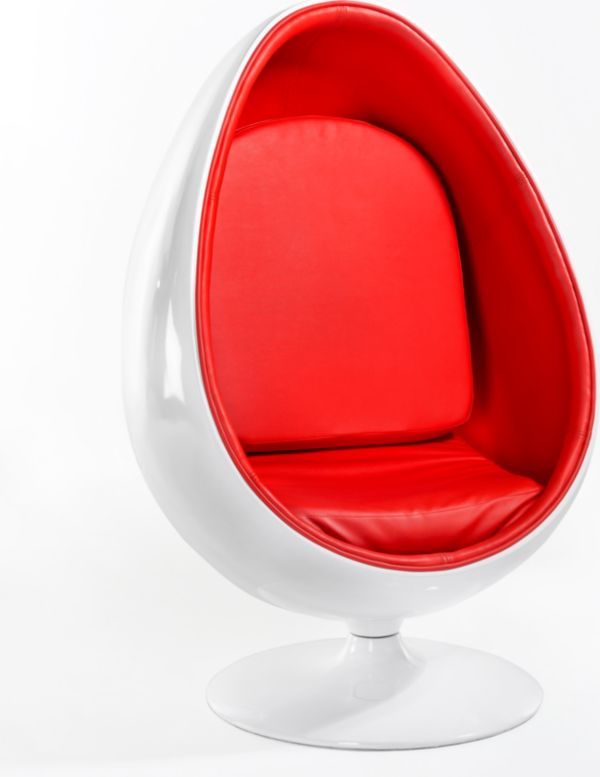 Egg Chair Sessel Ei Sitzei Design Lounge Clubsessel Space Age
