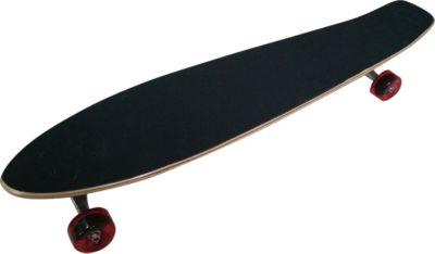 Longboard single kick deck 38,5&#39&#39