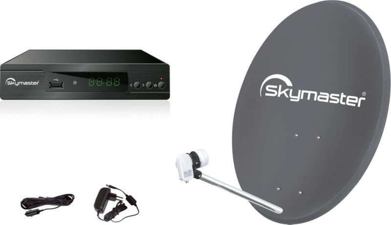 Skymaster Mini HD Camping Set 40 cm