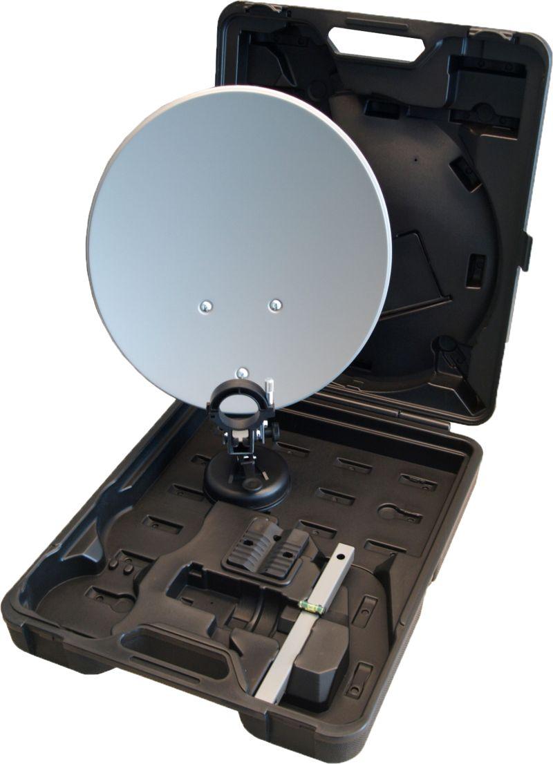 Skymaster digitale Camping-Sat-Anlage CS35 HD D...