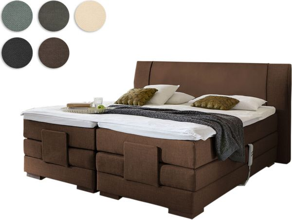 crown boxspringbett brisbane plus schwedenbett amerikanisches bett hochbett ebay. Black Bedroom Furniture Sets. Home Design Ideas